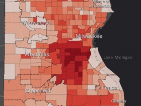 July 25 COVID-19 Milwaukee County - All Cases