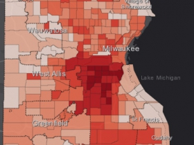 July 30 COVID-19 Milwaukee County - All Cases