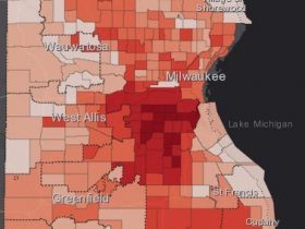 August 2nd COVID-19 Milwaukee County - All Cases