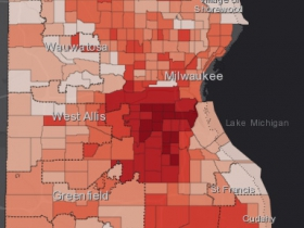 August 4th COVID-19 Milwaukee County - All Cases