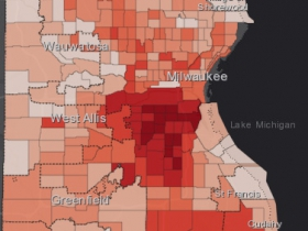 August 5th COVID-19 Milwaukee County - All Cases