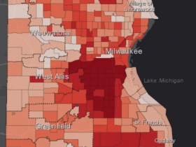 August 7th COVID-19 Milwaukee County - All Cases