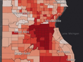 August 8th COVID-19 Milwaukee County - All Cases