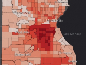 August 11th COVID-19 Milwaukee County - All Cases