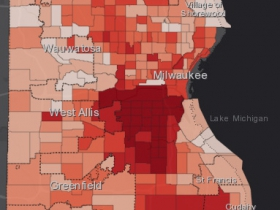 August 12th COVID-19 Milwaukee County - All Cases