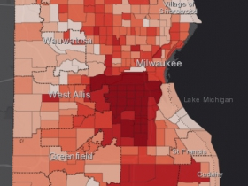 August 13th COVID-19 Milwaukee County - All Cases