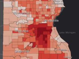 August 18th COVID-19 Milwaukee County - All Cases