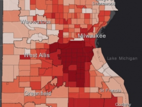 August 29th COVID-19 Milwaukee County - All Cases