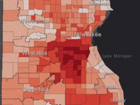 September 1st COVID-19 Milwaukee County - All Cases