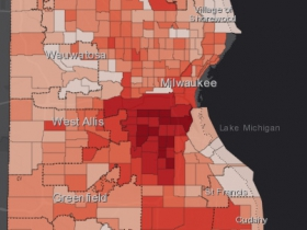 September 4th COVID-19 Milwaukee County - All Cases