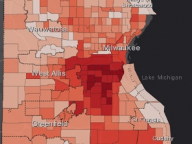 September 12th COVID-19 Milwaukee County - All Cases