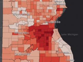 September 20th COVID-19 Milwaukee County - All Cases