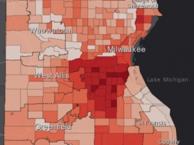 September 24th COVID-19 Milwaukee County - All Cases