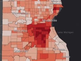 October 5th COVID-19 Milwaukee County - All Cases