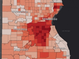 October 8th COVID-19 Milwaukee County - All Cases