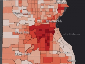 October 12th COVID-19 Milwaukee County - All Cases