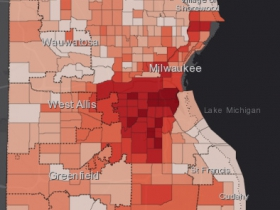 October 13th COVID-19 Milwaukee County - All Cases