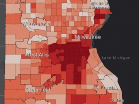 October 15th COVID-19 Milwaukee County - All Cases