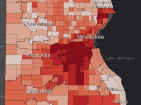 October 16th COVID-19 Milwaukee County - All Cases