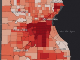 October 20th COVID-19 Milwaukee County - All Cases