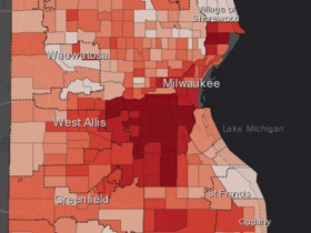 October 22nd COVID-19 Milwaukee County - All Cases