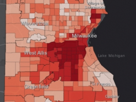 October 23rd COVID-19 Milwaukee County - All Cases