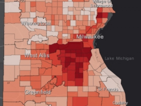 October 26th COVID-19 Milwaukee County - All Cases