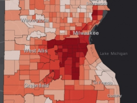 October 28th COVID-19 Milwaukee County - All Cases