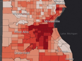 October 30th COVID-19 Milwaukee County - All Cases