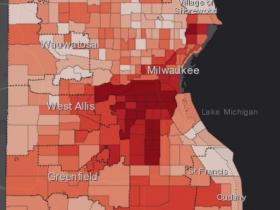 November 2nd COVID-19 Milwaukee County - All Cases