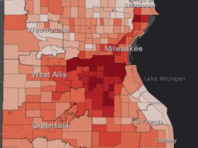 November 3rd COVID-19 Milwaukee County - All Cases