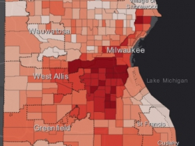 November 5th COVID-19 Milwaukee County - All Cases