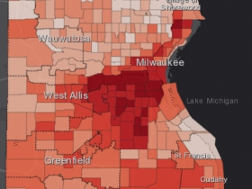 November 12th COVID-19 Milwaukee County - All Cases