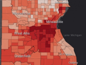 November 13th COVID-19 Milwaukee County - All Cases