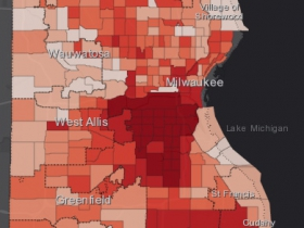 August 28th COVID-19 Milwaukee County - All Cases