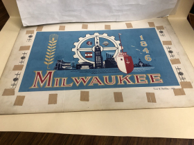 Milwaukee Flag Design