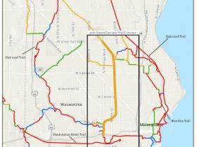 30th Street Corridor Route
