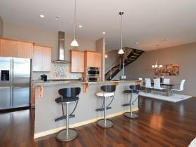 601 Lofts Kitchen