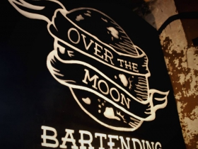 Over the Moon Bartending