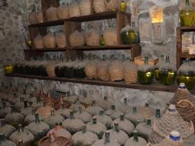 Cellar at Rojena