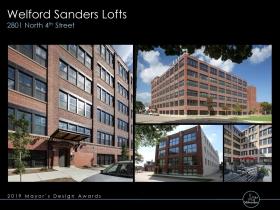 Welford Sanders Lofts