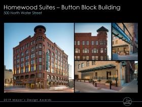 Homewood Suites - Button Block Building