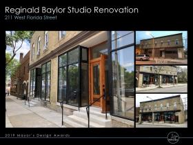 Reginald Baylor Studio