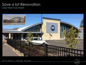 Save A Lot Renovation