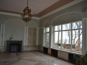 Albright Mansion Interior