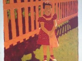 Painting by Kevin Callahan