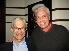 David Riemer and Ald. Robert Bauman
