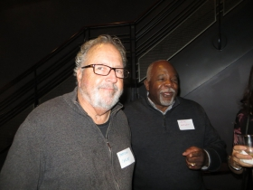 Patrick Curley and Mike Morgan