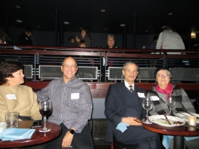 Julie Penman, Jeff Bentoff, Art Heitzer and Sandra Edhlund