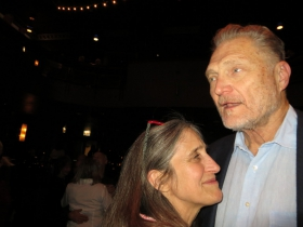 Susan Mudd and John Norquist
